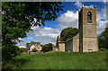 N0421 : The Old Rectory and ruined church, Deerpark by Mike Searle