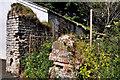 J3168 : Old gate near Edenderry, Belfast by Albert Bridge
