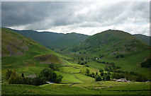 NY4319 : Martindale pastures by Karl and Ali
