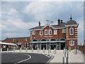 TQ2775 : New entrance to Clapham Junction by Stephen Craven