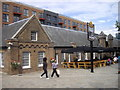 TQ4379 : The Dial Arch Public House, Royal Arsenal, Woolwich by PAUL FARMER