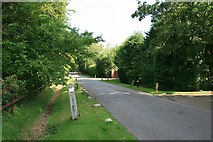 TQ1561 : Stokesheath Road by Hugh Craddock