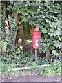 TM4464 : Old Abbey Gate Postbox by Adrian Cable