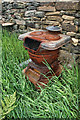 NZ0054 : Old Stove by Peter McDermott