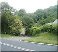 SO2615 : Lane to Sunnybank and Eryl near Psycodlyn by Jaggery