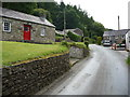 SN0819 : Part of the hamlet of Gelli near Llawhaden by Jeremy Bolwell