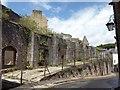 SX9163 : Derelict building, Rock Road, Torquay by Derek Harper