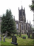 SD6411 : Holy Trinity Church, Horwich by John Lord
