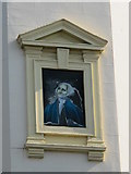 TQ2784 : Sign on The Washington, England's Lane, NW3 (2) by Mike Quinn