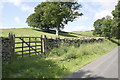 SD6379 : Gateway to field on Fell Road by Roger Templeman
