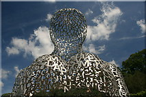 "SE2813 : ""Nomad"" by Jaume Plensa by Graham Hogg"