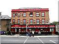 O1733 : Dublin:  Becky Morgans by Dr Neil Clifton