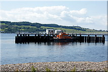 NO4630 : Lifeboat Station at Broughty Ferry by Mike Pennington