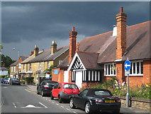 TQ1068 : St Mary's Parish Hall Sunbury in Green Street by Rod Allday