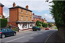 SO7845 : Holland House Funeral Services, 71 Barnard's Green Road, Great Malvern by P L Chadwick