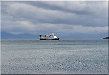 NM4099 : The Small Isles Ferry by Ashley Dace