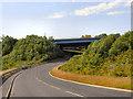 SD6924 : Davy Field Bridge by David Dixon