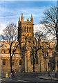 SE6132 : Selby Abbey by David Dixon