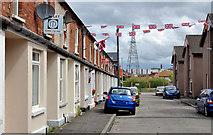 J3673 : Foxglove Street, Belfast by Albert Bridge