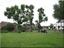 TQ3978 : Glenister Gardens by Stephen Craven