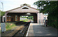ST7847 : Frome Station by roger geach