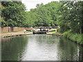 TQ1479 : Lock 94, Hanwell Locks by Oast House Archive