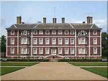 TQ1773 : The south elevation of Ham House by Rod Allday