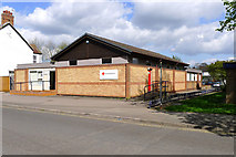 SP8733 : The Red Cross Centre, Westfield Road, Bletchley by Cameraman
