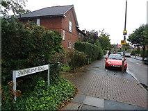 TQ2274 : Swinburne Road, London SW15 by Stacey Harris