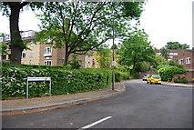 TQ2472 : Boddicott Close by N Chadwick