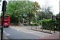 TQ2372 : Inner Park Rd off Wimbledon Park Side by N Chadwick