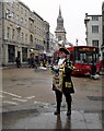 SP5106 : Town Crier in Oxford by Des Blenkinsopp