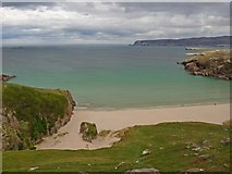 NC4465 : An almost deserted beach by Robin Drayton