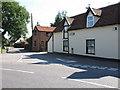 TM1534 : Church Road junction, Stutton by Roger Jones