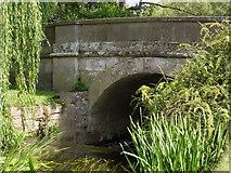 SJ5509 : Tern Bridge by J Scott