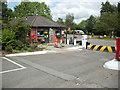 TQ2955 : Caravan Club site Alderstead Heath reception by Paul Shreeve
