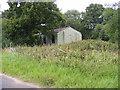 TM4264 : Barn at Harrow Farm by Adrian Cable