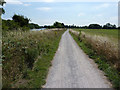 SK6038 : Trent Valley Way by Richard Croft