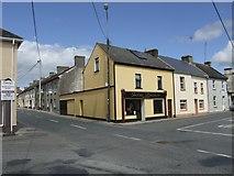 R9194 : Houses on Mill Street - Borrisokane by John M