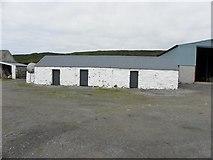 G7096 : Farm building, Summy by Kenneth  Allen