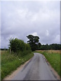 TM4160 : Grove Road, Friston by Geographer