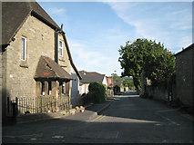 SO2956 : Love Lane, Kington  by Robin Stott