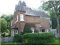 SE5057 : The old gatehouse to the Nun Monkton Estate by Ian S