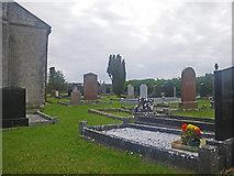 G2625 : Church cemetery along Quay Road by C Michael Hogan