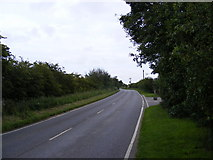 TM4258 : A1094 Aldeburgh Road by Adrian Cable