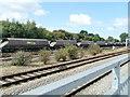 ST6279 : Freightliner Heavy Haul wagons, Bristol Parkway by Jaggery