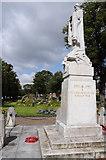 TL0549 : War Memorial, Bedford by Philip Halling