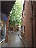 ST8557 : White Hart Yard, Trowbridge by Derek Harper