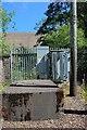 NN5307 : Electricity Transformer by Mick Garratt