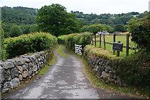 SX7070 : Entrance to Lower Hannaford Farm by Bill Boaden